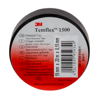 ИЗОЛИРБАНД 3M TEMFLEX 1500 10mx19mm